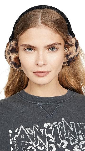 Hat Attack 仿皮毛护耳套