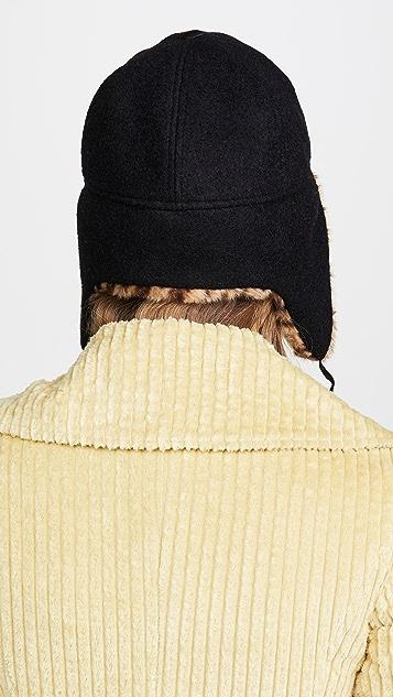 Hat Attack 人造皮毛狩猎帽