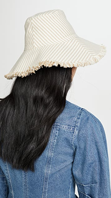 Hat Attack Canvas Packable Hat