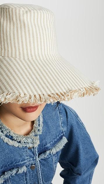 Hat Attack 帆布可折叠帽子