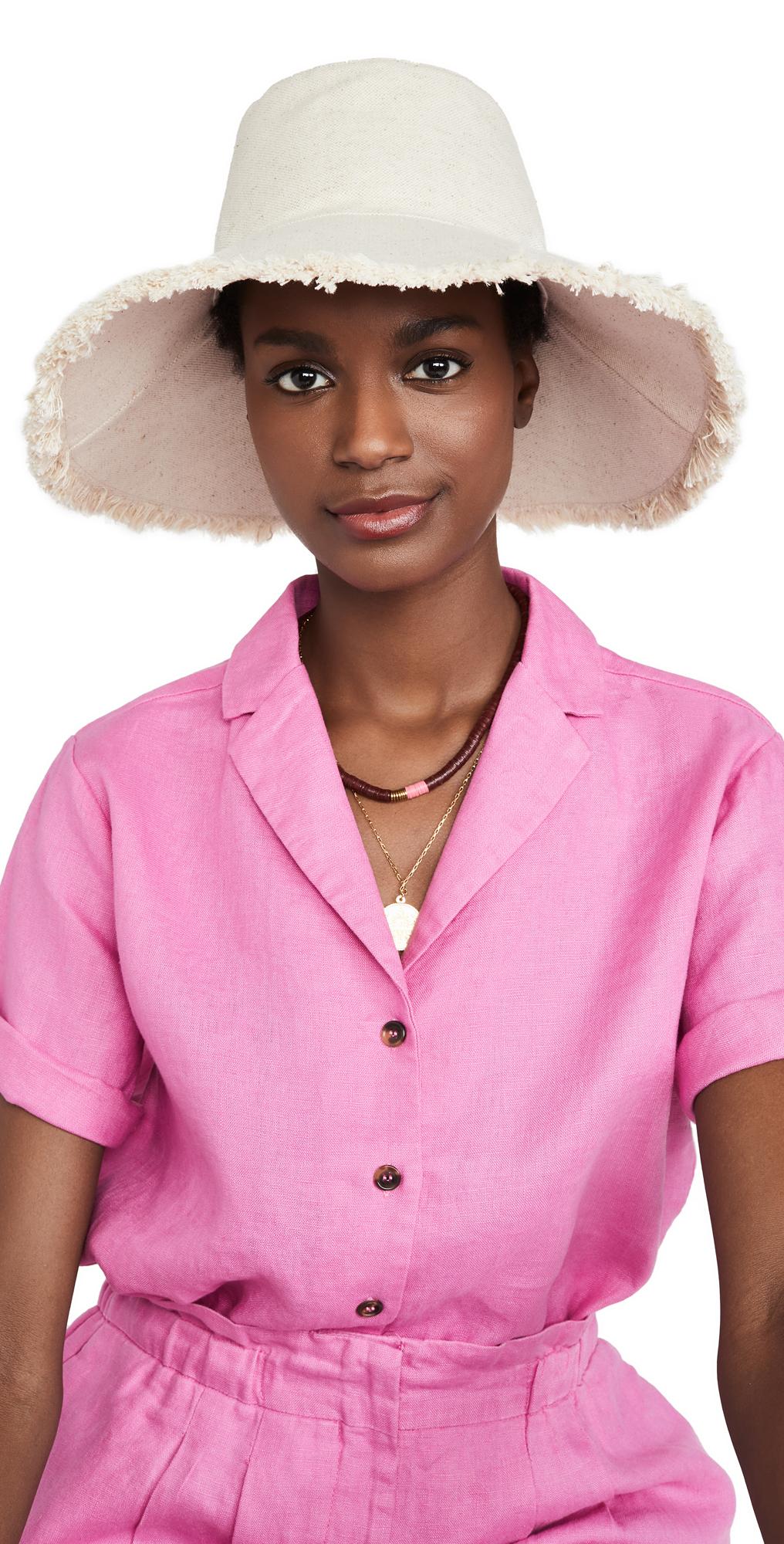 Canvas Packable Hat