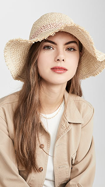 Hat Attack Crochet Crusher 帽子