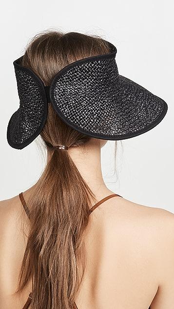 Hat Attack 轻盈鸭舌系带帽