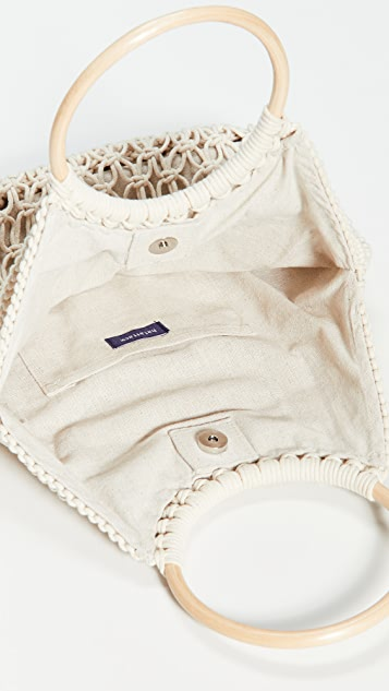 Hat Attack Хлопковая сумка на шнурке