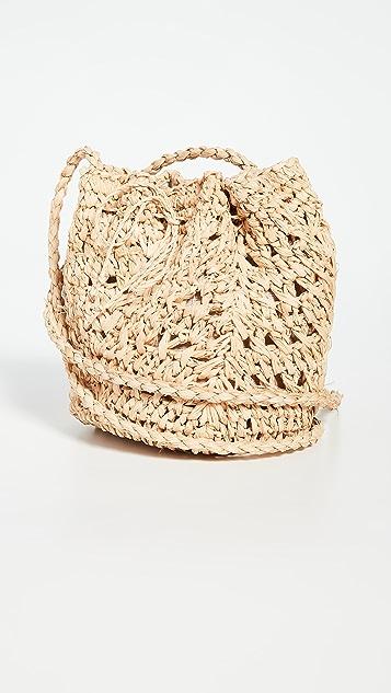 Hat Attack 梭织手包斜挎包
