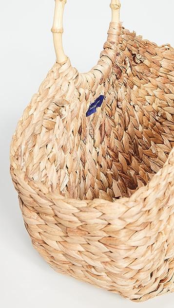 Hat Attack Сумка с ручкой из бамбука