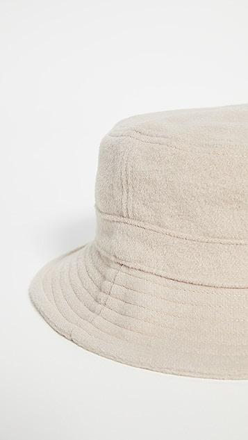 Hat Attack Plush Bucket Hat