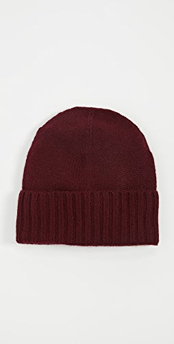 Hat Attack - Cashmere Slouchy Cuff Hat