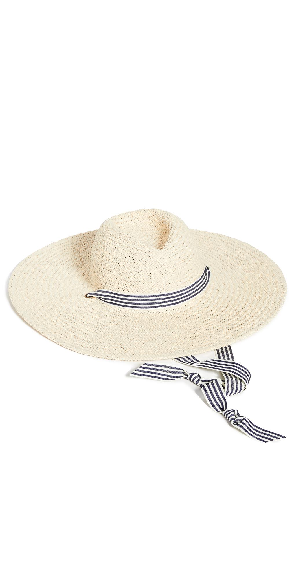 Belle Chinstrap Hat