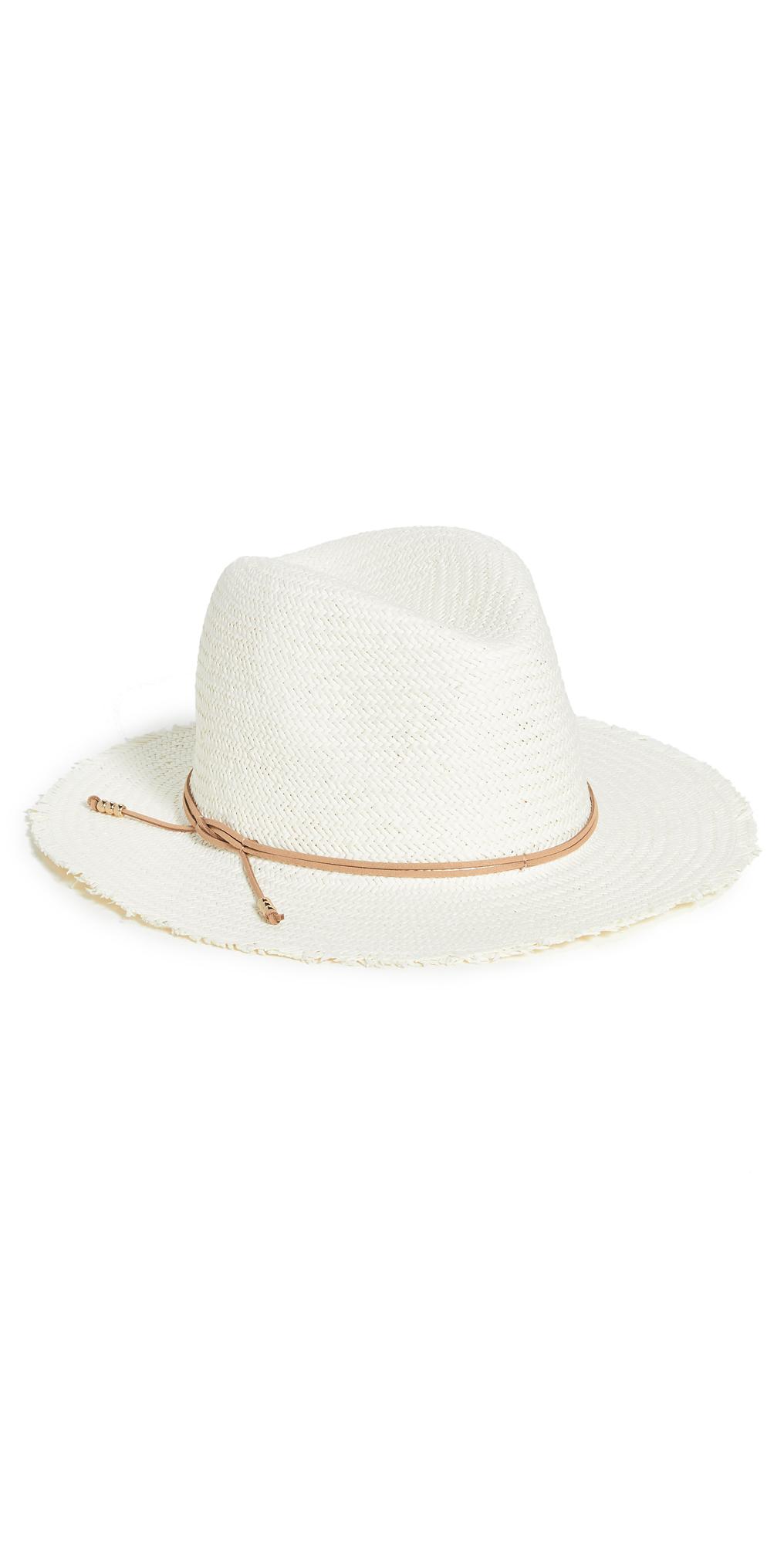 Fringe Travel Hat