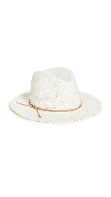Hat Attack Fringe Travel Hat