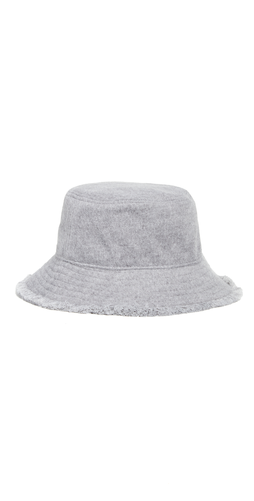 Frayed Edge Bucket Hat
