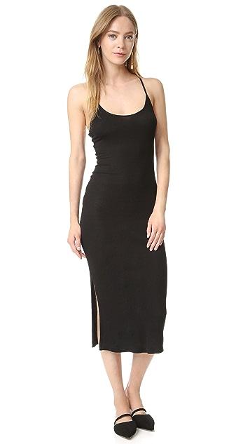 4c856e2b81 Haute Hippie Christina Ribbed Jersey Dress