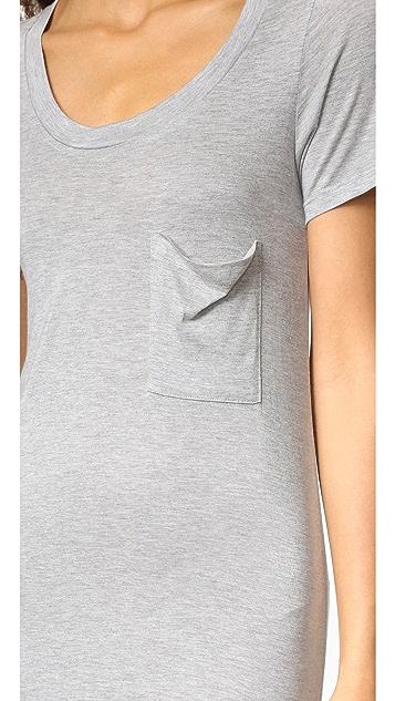 Haute Hippie T Shirt Dress