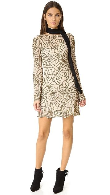 Haute Hippie Goldfinger Dress