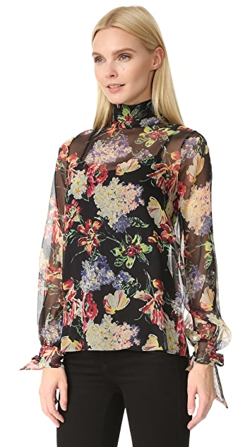Haute Hippie Ladies and Gents Blouse