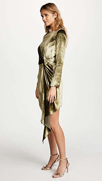 Haute Hippie Melanie Knot Dress