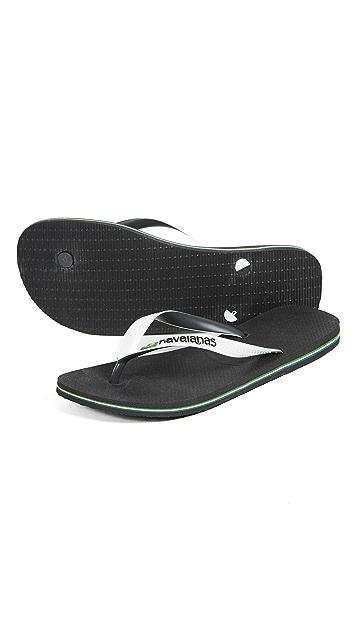 Havaianas Brazil Mix Sandals