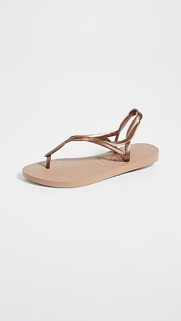Havaianas Luna Sandals