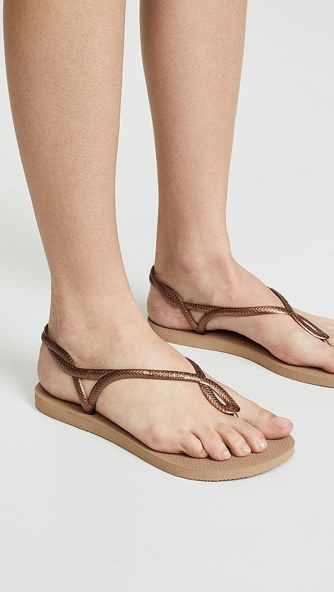 Havaianas Luna Sandals   SHOPBOP