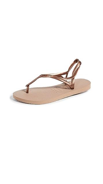 Havaianas Luna 凉鞋