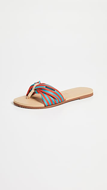 Havaianas Вьетнамки You Saint Tropez