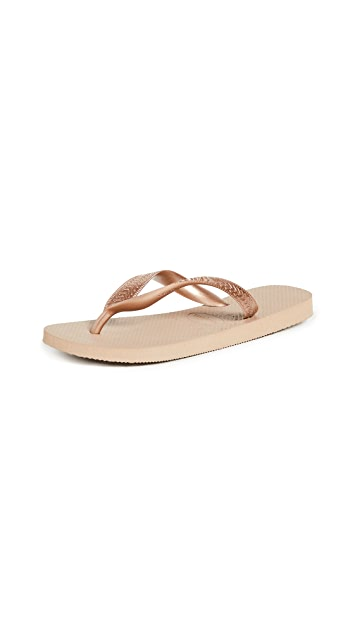 Havaianas Top Tiras 夹趾凉鞋
