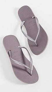 Havaianas 纤细夹趾凉鞋