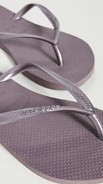 Havaianas 纤巧夹趾凉鞋