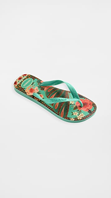Havaianas x Farm Rio Flowers Sandals
