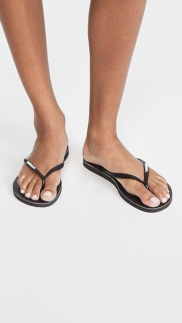 Havaianas Slim Placement Flip Flops