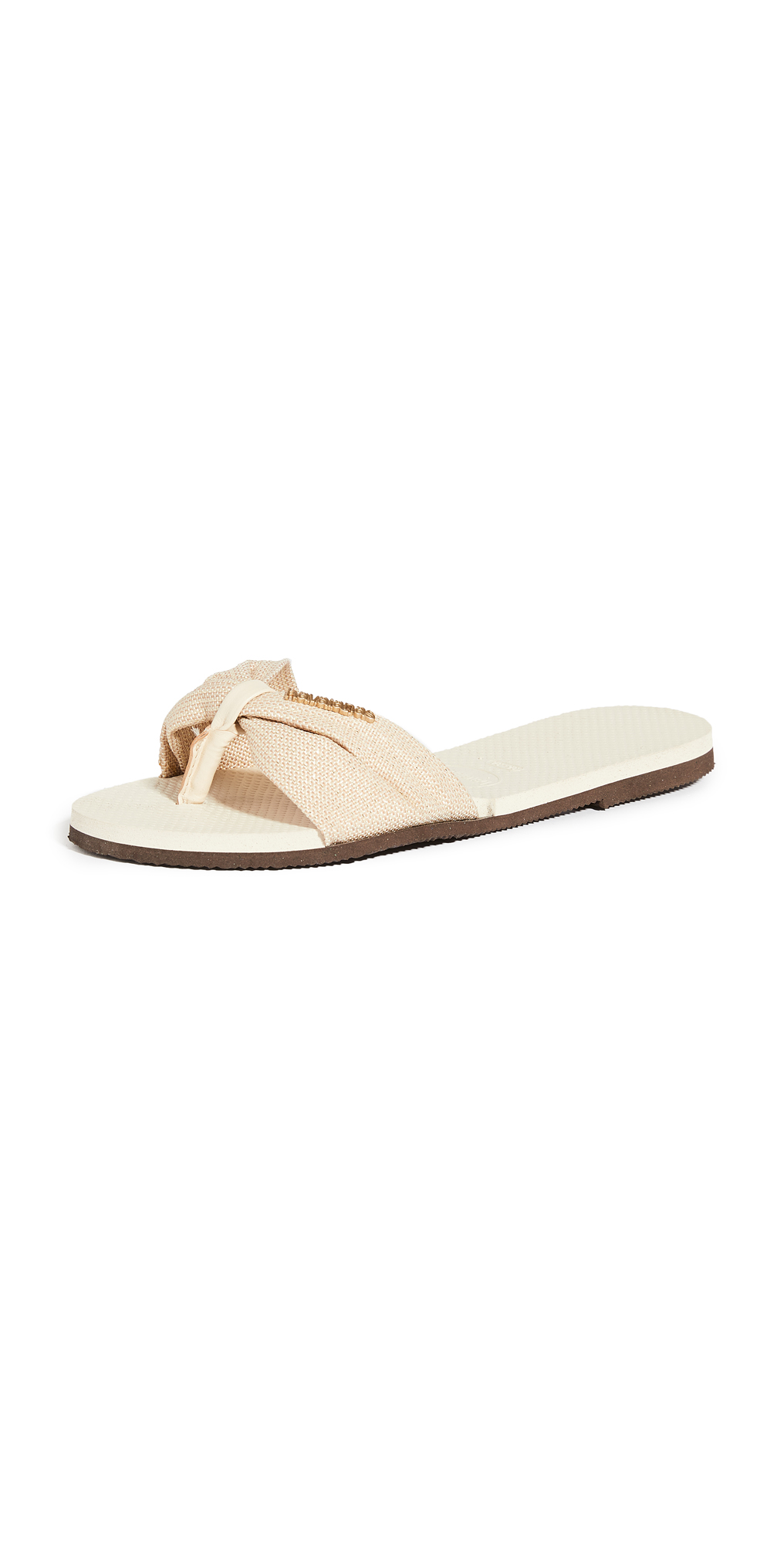 Havaianas You St. Tropez Shine Flip Flops