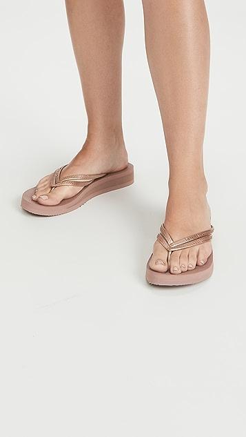 Havaianas The Wedge Flip Flops