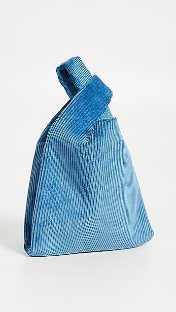 Hayward Вельветовая миниатюрная сумка-шоппер