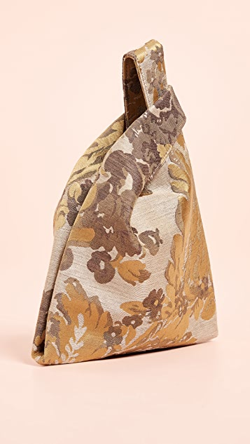 Hayward Venetian Silk Jacquard Mini Shopper