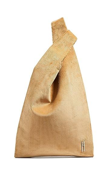 Hayward Вельветовая сумка-шоппер