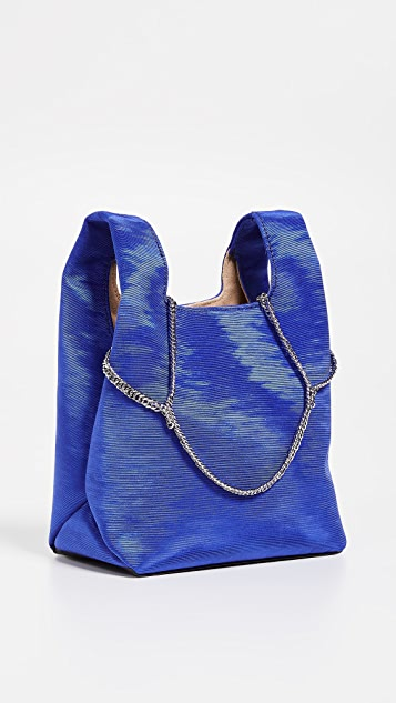 Hayward Mini Shopper Tote On a Chain