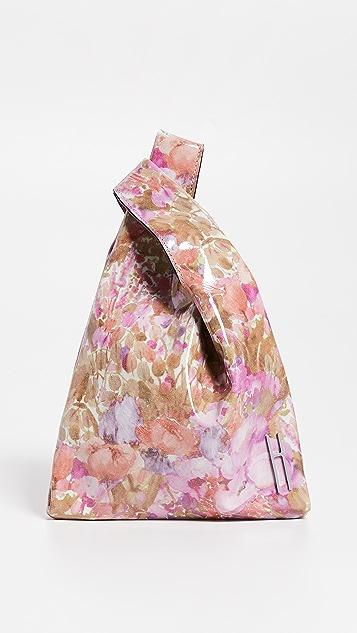 Hayward Миниатюрная объемная сумка с короткими ручками для покупок