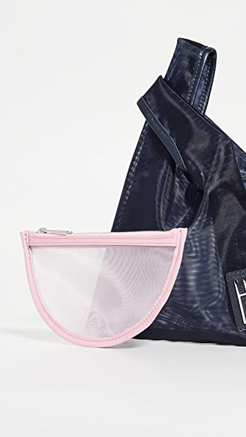 Hayward Mini Shopper With Pouch