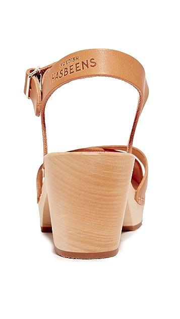 Swedish Hasbeens Mirja Sandals