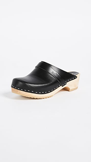 Swedish Hasbeens Swedish Husband Clogs
