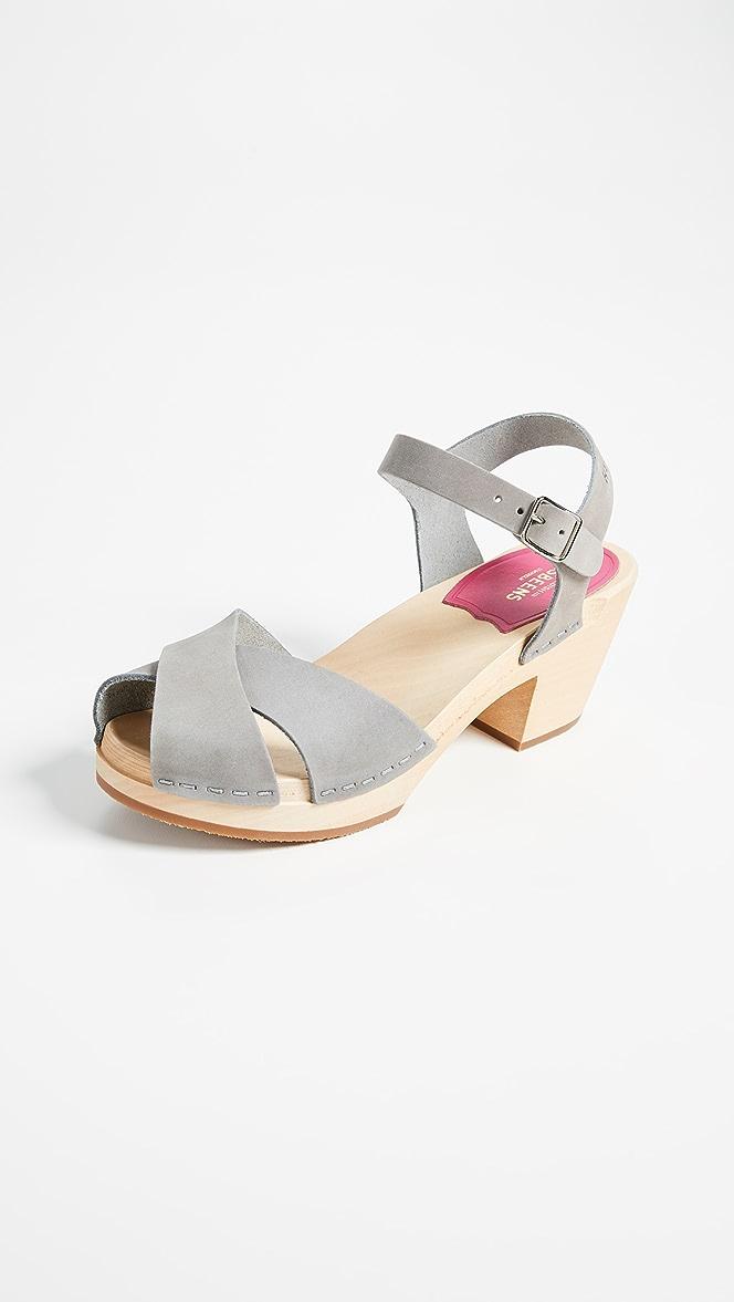 9bb7d153da Swedish Hasbeens Mirja Sandals   SHOPBOP