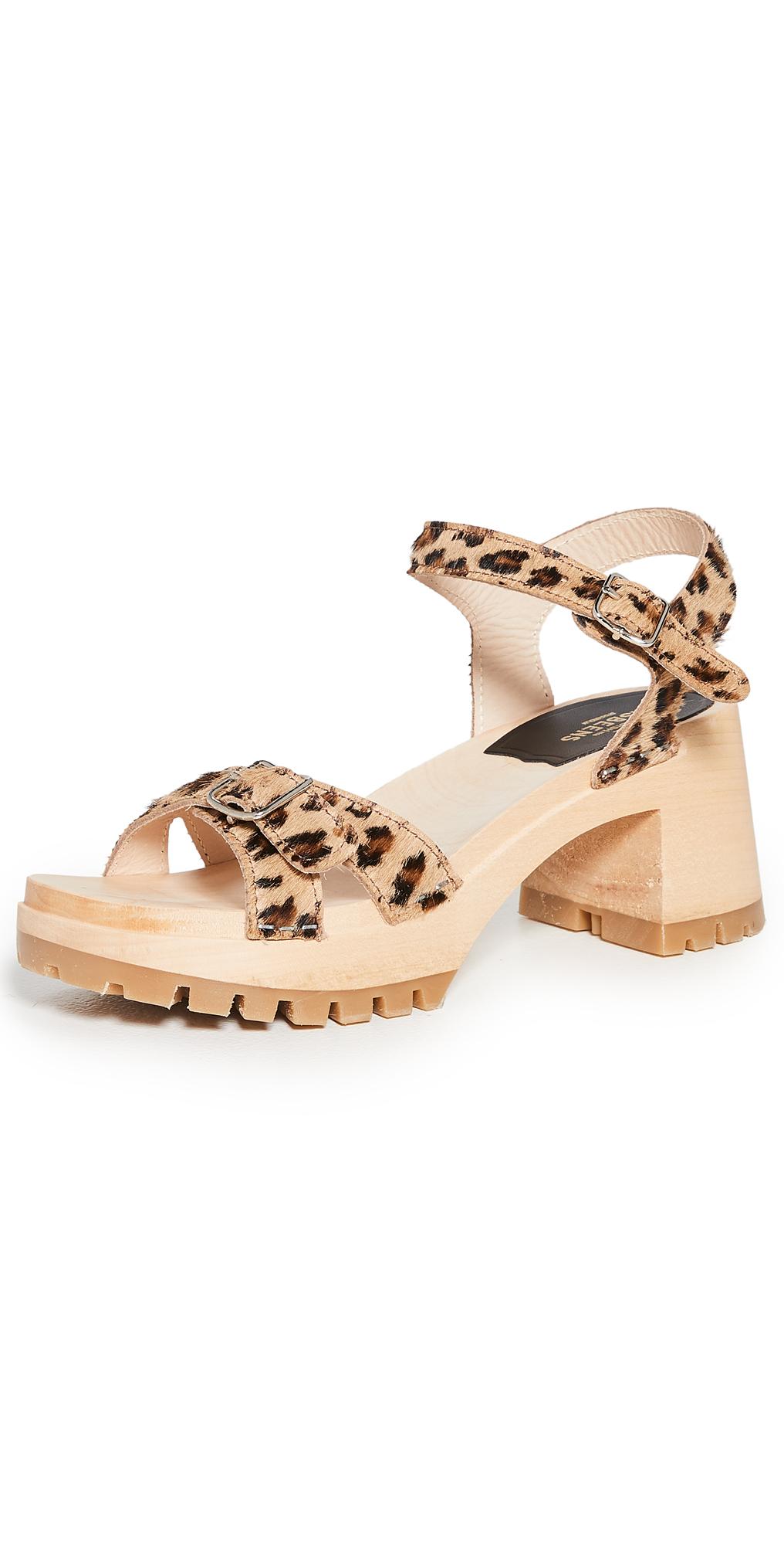 Swedish Hasbeens Swedish Sandals