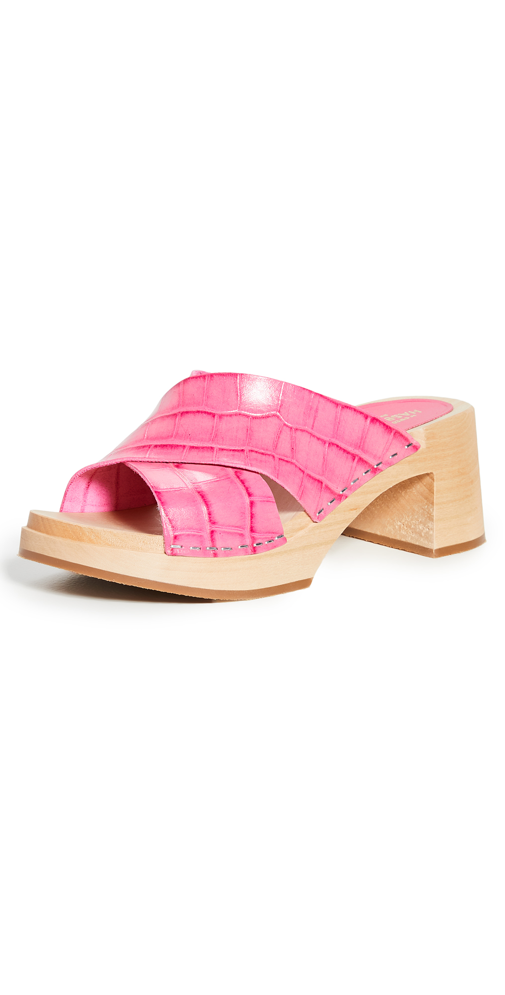 Swedish Hasbeens Sandals ANETTE HIGH CLOGS
