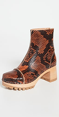 Swedish Hasbeens - Stitchy Boots