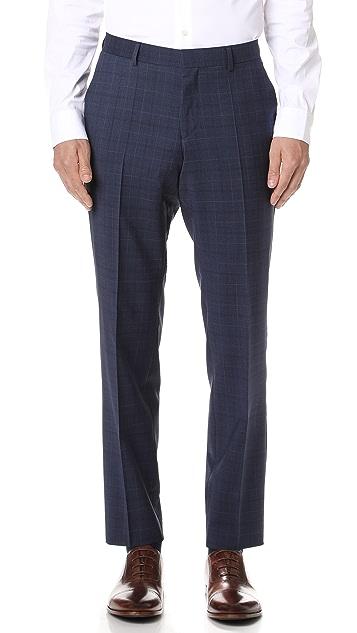 HUGO Hugo Boss Hutson Gander Suit