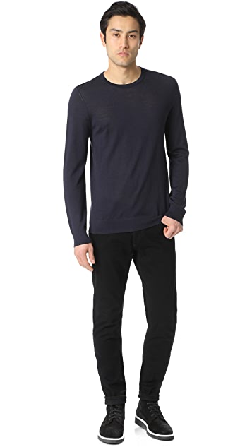 HUGO Basic Sweater
