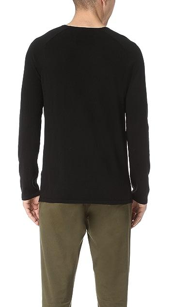 HUGO San Francisco Crew Sweater
