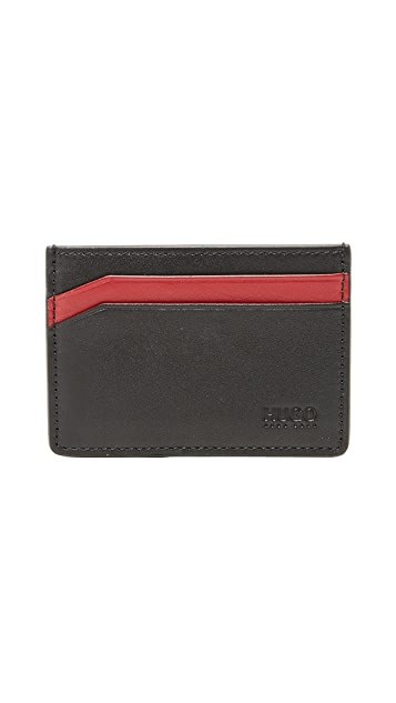 HUGO Subway Card Case