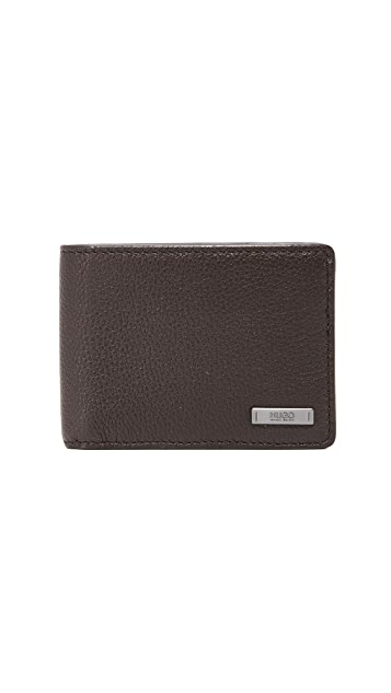 HUGO Element Bifold Wallet